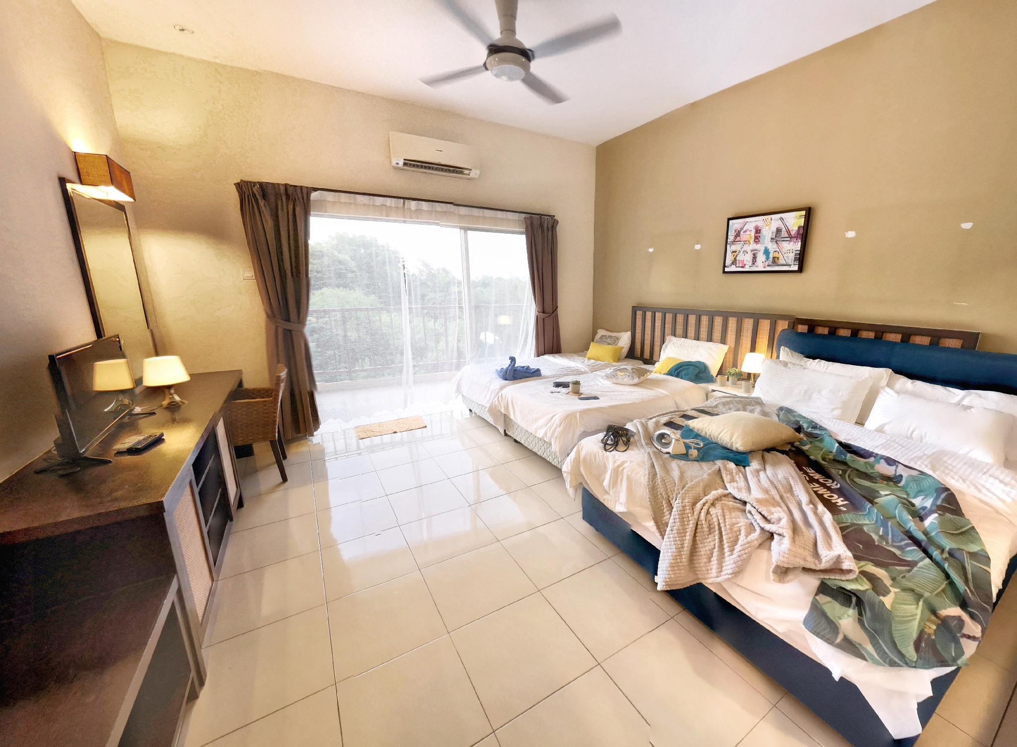 Gold Coast Morib Resort Banting By BeeStay   4pax