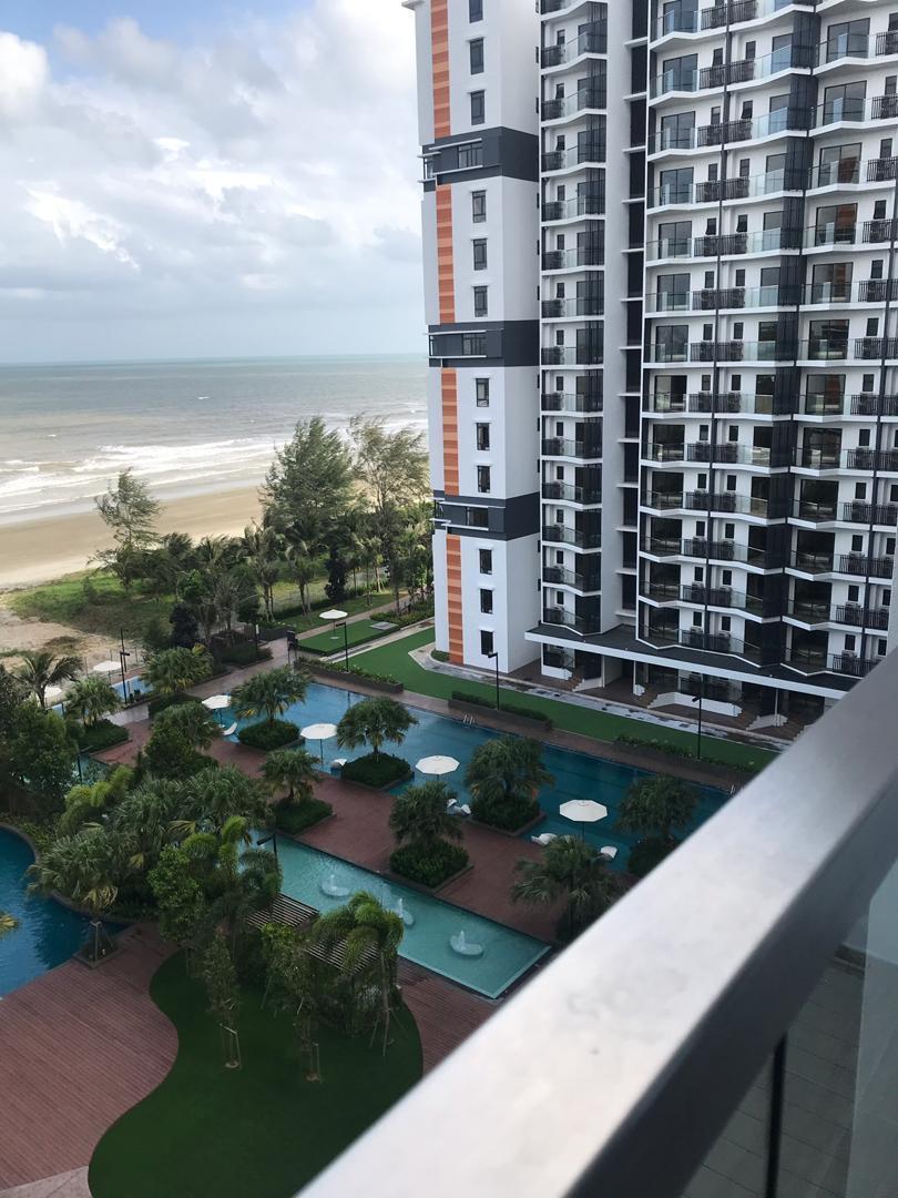 VJ Timur Bay Residence Seaview