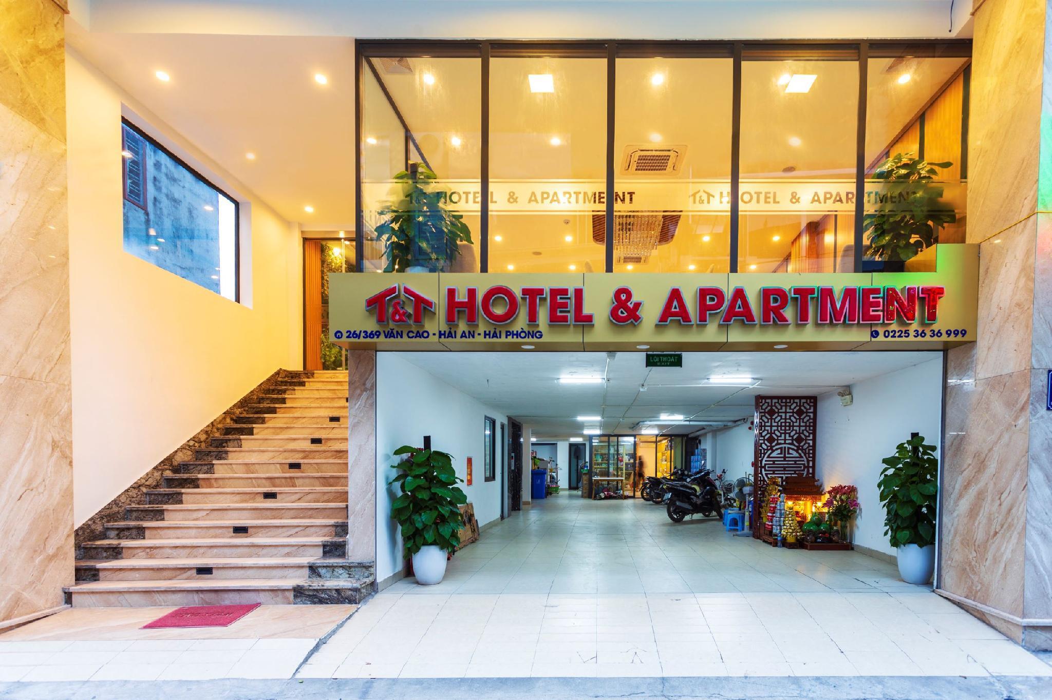 TandT Hotel And Apartment Van Cao