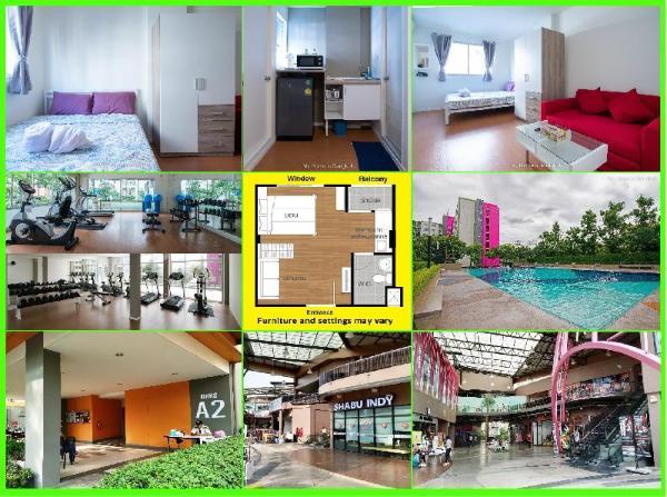 Family Apartment My Home In Bangkok C5/111 Bangkok