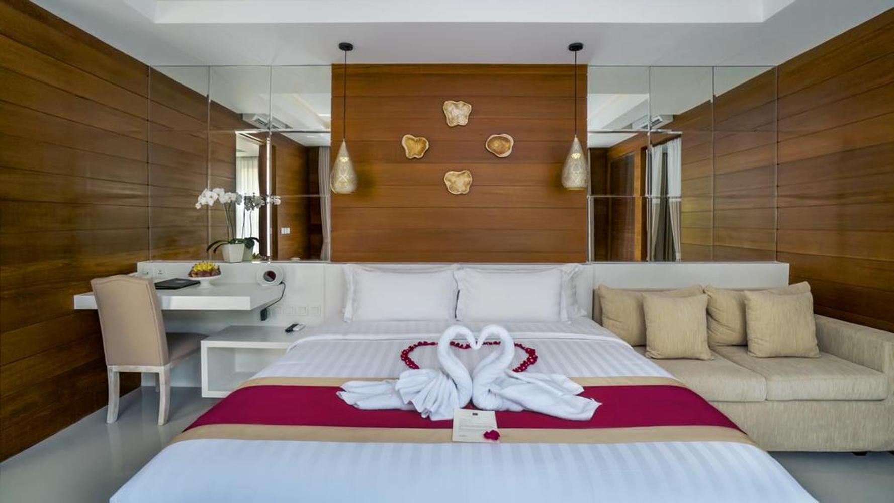 1 BR Villa With Private Pool+Brkfst @ 200 Seminyak