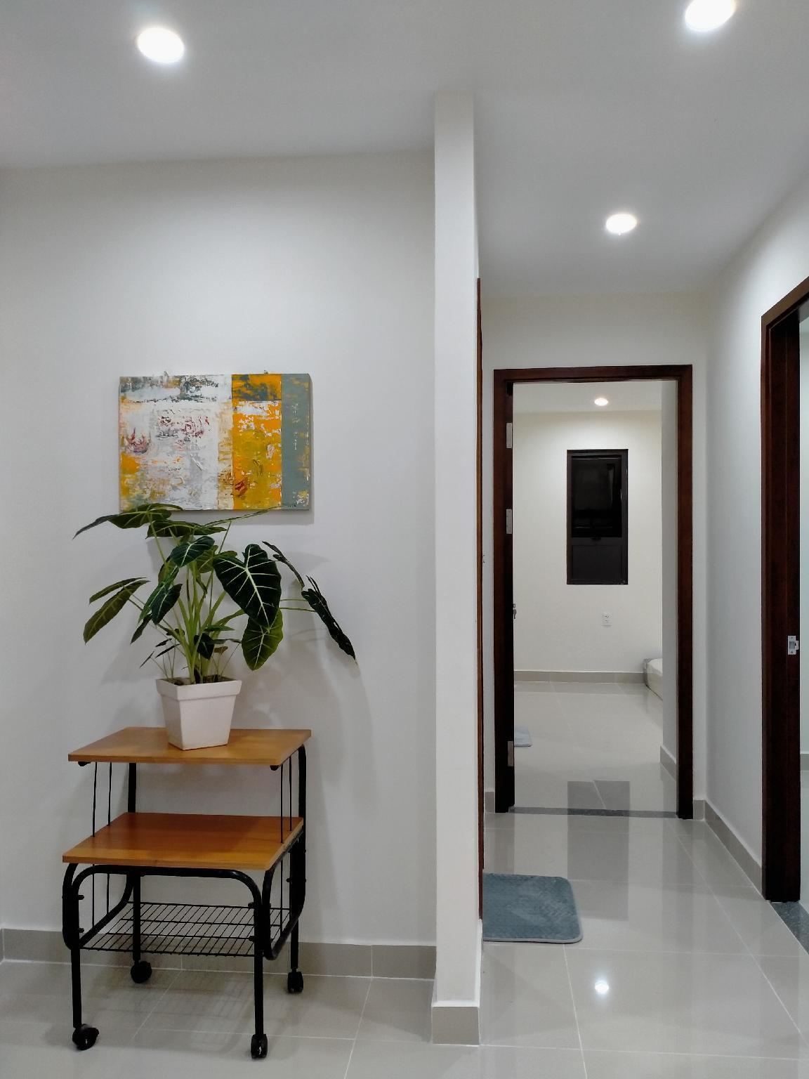 Brand New Minimal River View Apartment
