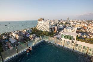 One Bedroom Pool View at Central Pattaya สตูดิโอ อพาร์ตเมนต์ 1 ห้องน้ำส่วนตัว ขนาด 50 ตร.ม. – พัทยากลาง