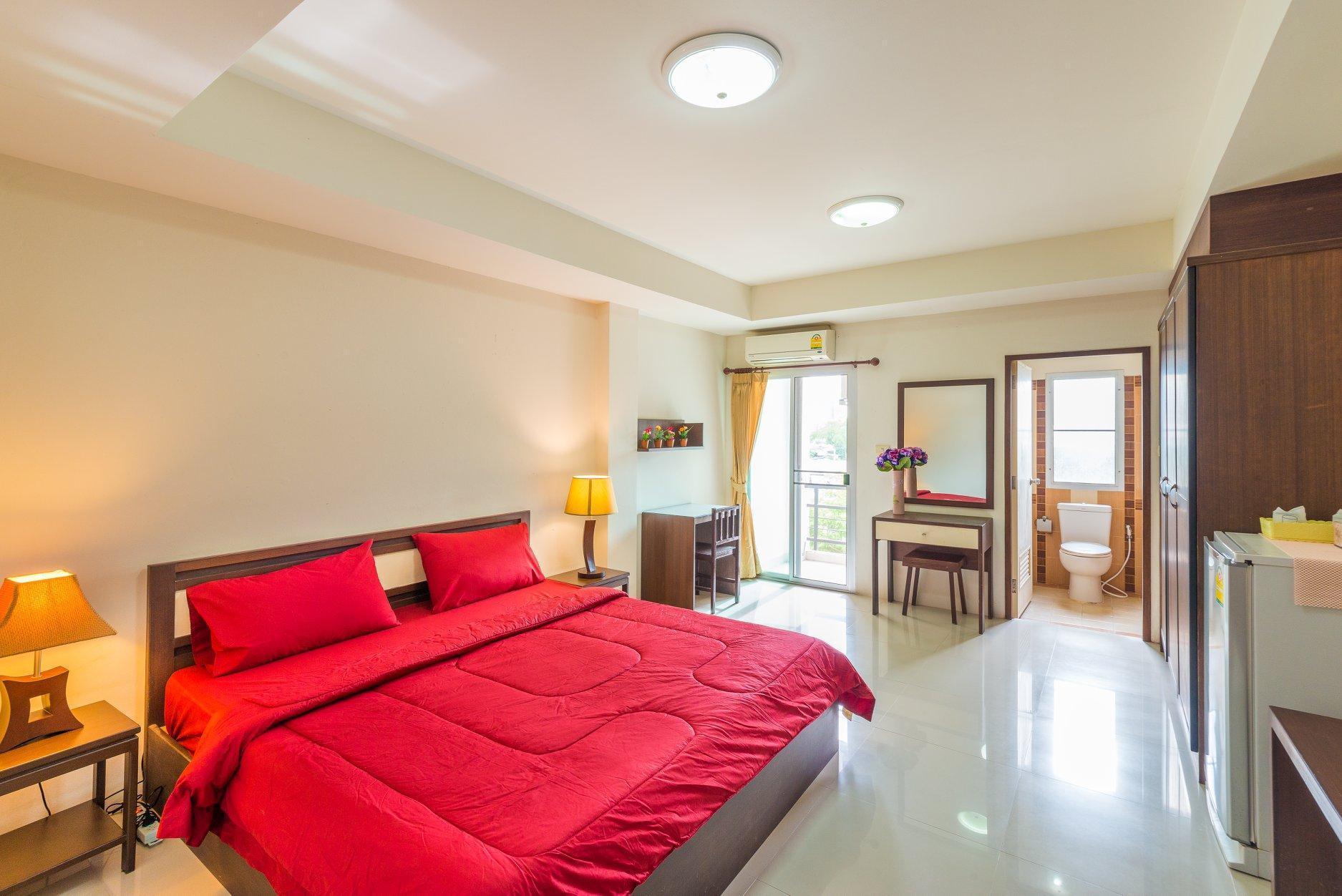 Tawana Residence Pattaya #14 สตูดิโอ อพาร์ตเมนต์ 1 ห้องน้ำส่วนตัว ขนาด 30 ตร.ม. – พัทยากลาง