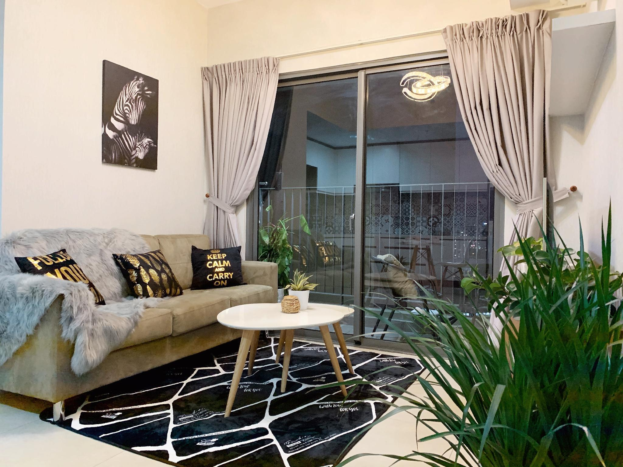 Aurora  Modern Korean .2BRS Apartment. MASTERI TD