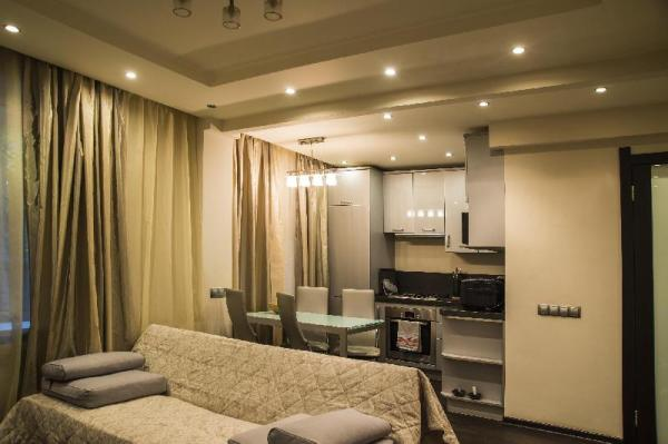MODERN BUSINESS STUDIO APARTMENT with 1 bedroom Moscow