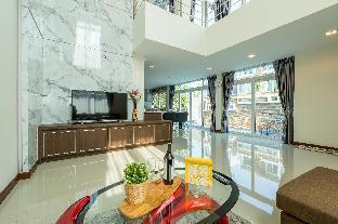 [ホアヒン市内中心地]ヴィラ(350m2)| 3ベッドルーム/4バスルーム Private Pool Villa @ Hua Hin