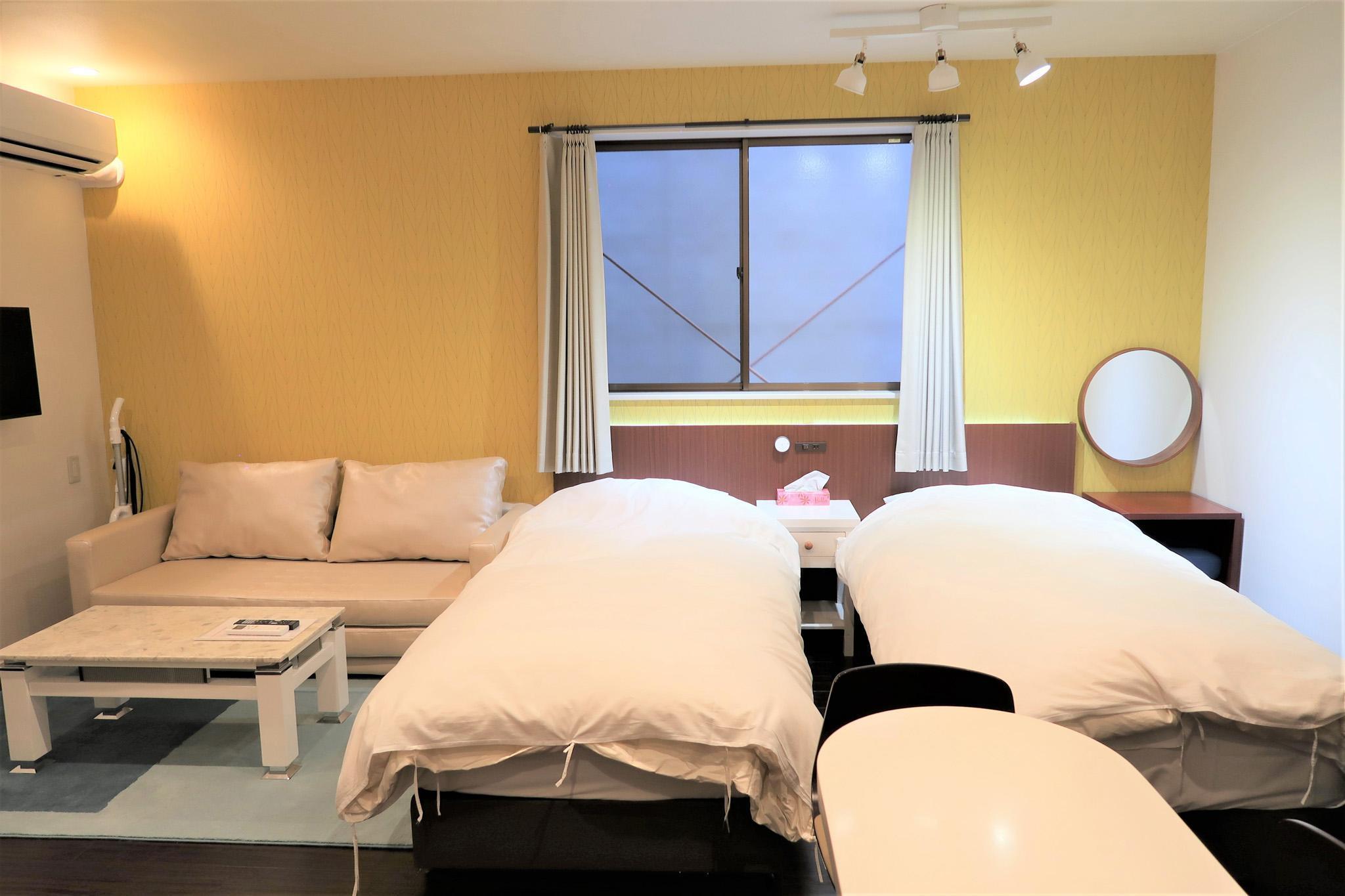 TAMADE SAKURA HOUSE Studio Apartment Oosaka 105