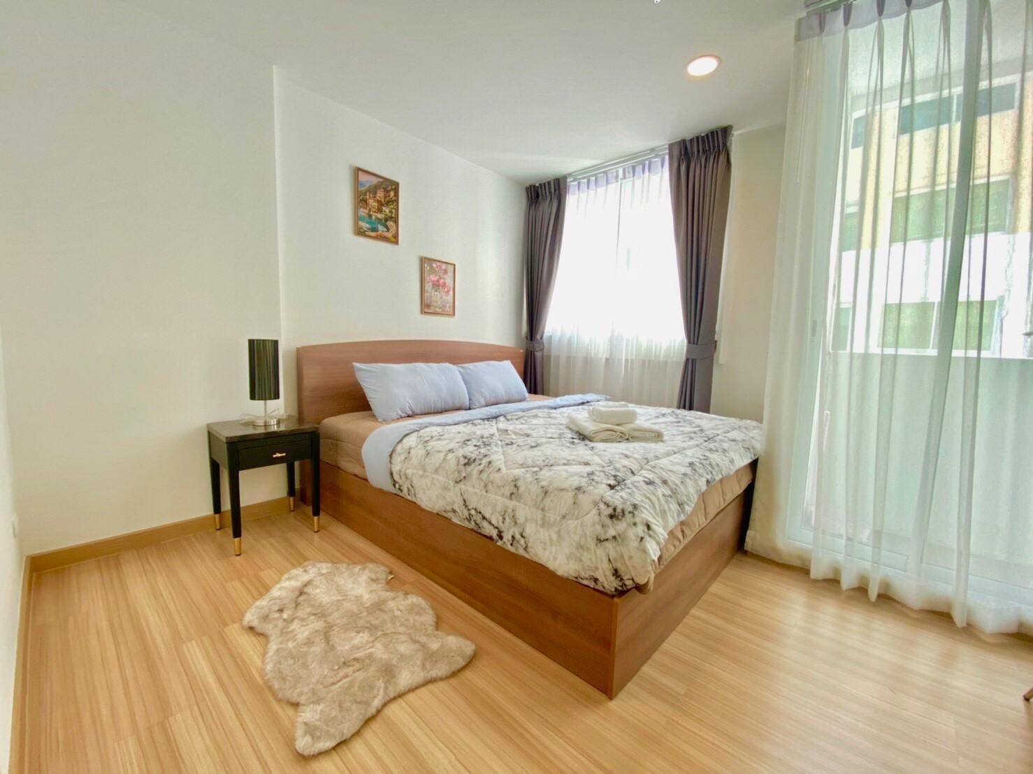 Chateau in Town Rama 8 by  JR416 อพาร์ตเมนต์ 1 ห้องนอน 1 ห้องน้ำส่วนตัว ขนาด 28 ตร.ม. – ริมแม่น้ำกรุงเทพ