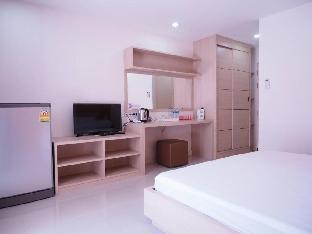 [スクンビット]スタジオ アパートメント(26 m2)/1バスルーム KingBed Room 5 Baan MekMok 64 near BTS