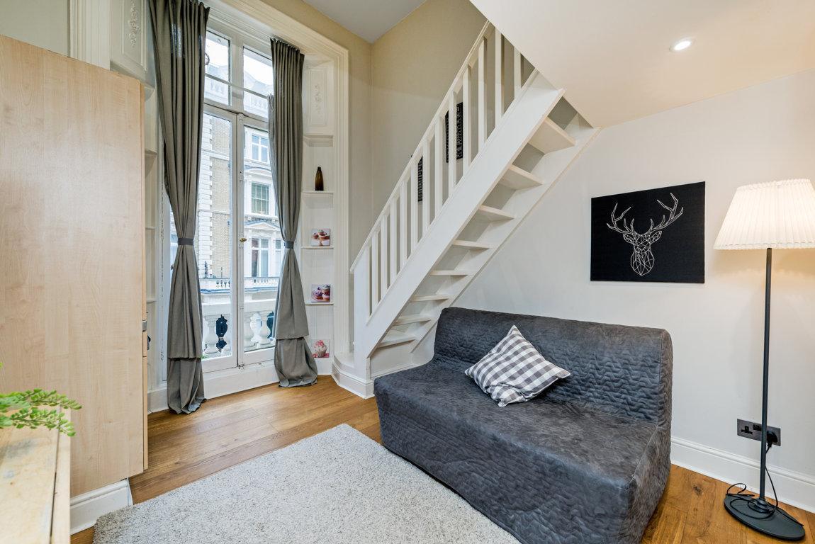 Unique Studio with Mezzanine in Notting Hill