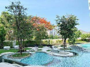 [カオタキアブ]アパートメント(42m2)| 1ベッドルーム/1バスルーム Summer Huahin323,Pool view,Near beach and Cicada