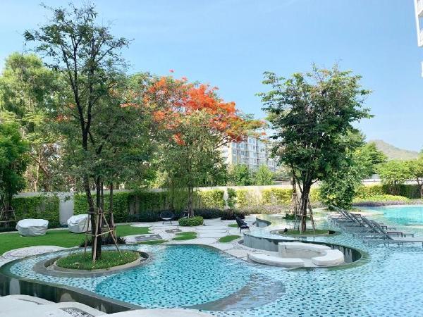 Summer Huahin323,Pool view,Near beach and Cicada Hua Hin