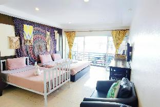33Patong beach#Balcony Family Room#3-4person# บังกะโล 1 ห้องนอน 1 ห้องน้ำส่วนตัว ขนาด 30 ตร.ม. – ป่าตอง