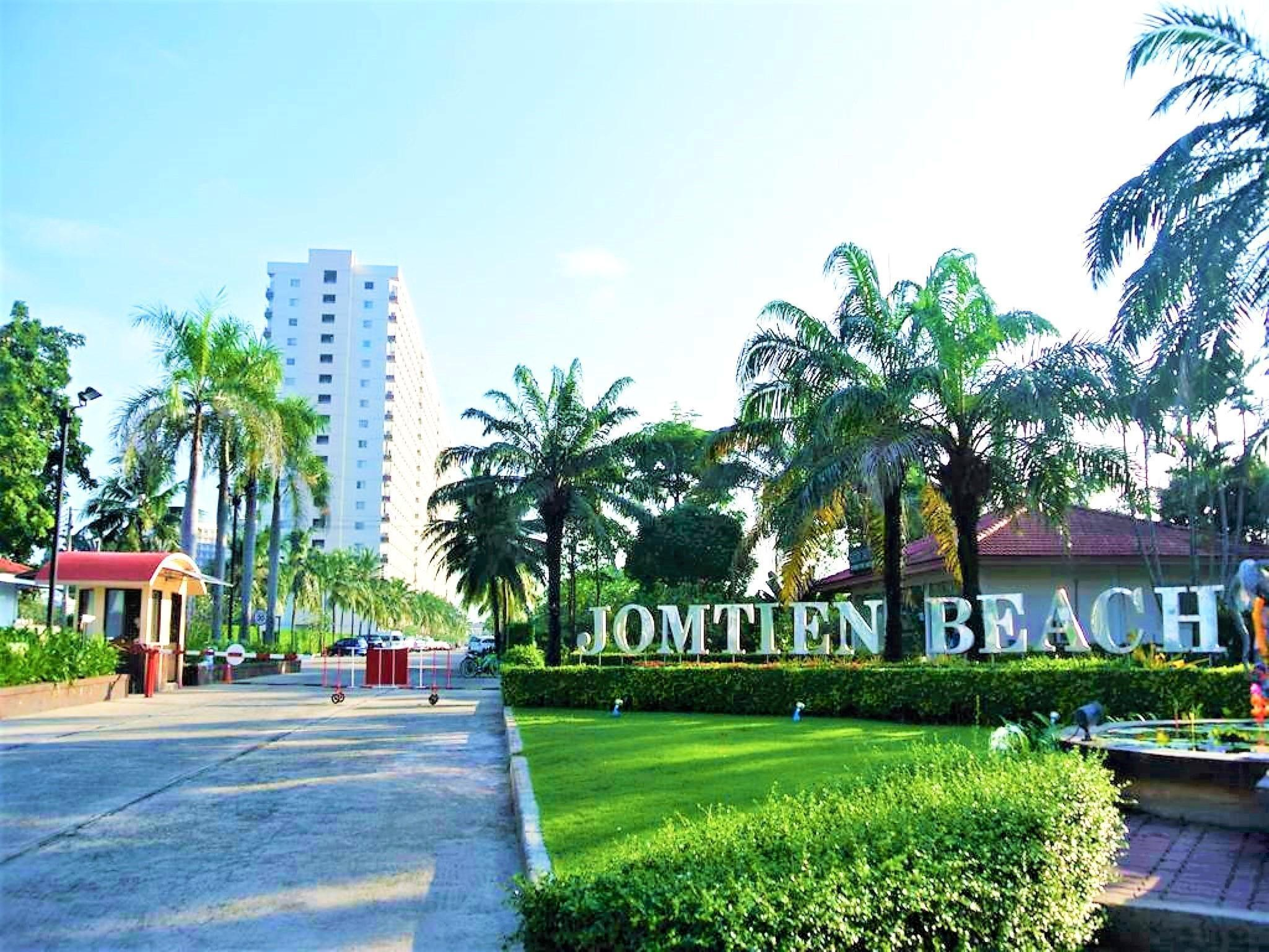 Jacuzzi + Sea view Jomtien beach condo S1 อพาร์ตเมนต์ 1 ห้องนอน 1 ห้องน้ำส่วนตัว ขนาด 68 ตร.ม. – หาดจอมเทียน