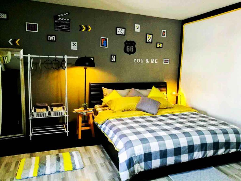 Yellow Cozy at Nimman สตูดิโอ อพาร์ตเมนต์ 1 ห้องน้ำส่วนตัว ขนาด 34 ตร.ม. – นิมมานเหมินทร์
