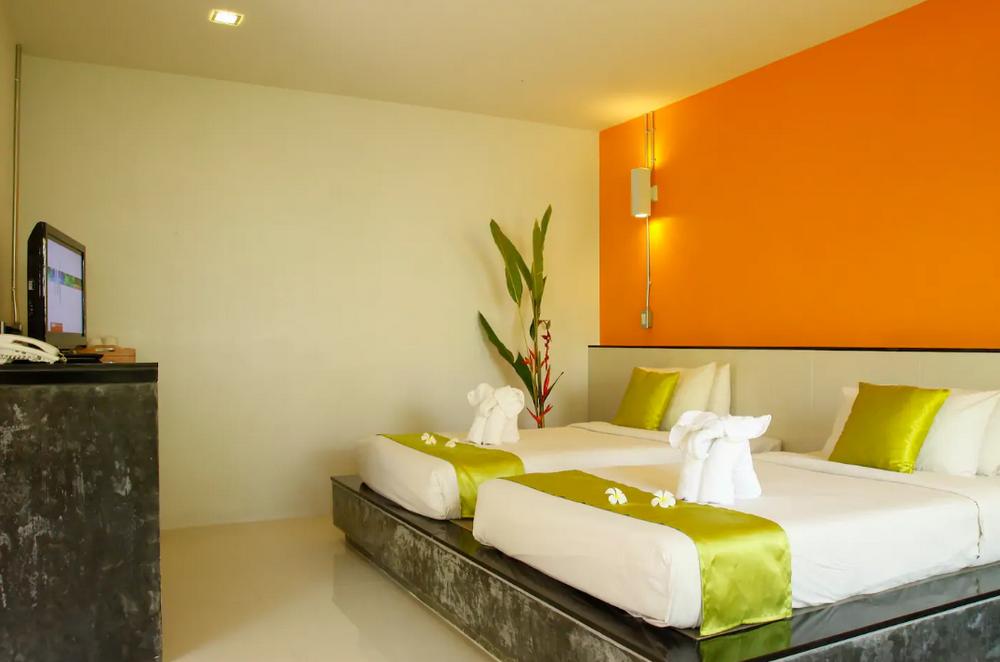 Aonang Paradise Resort Deluxe Cottage2 1 ห้องนอน 1 ห้องน้ำส่วนตัว ขนาด 32 ตร.ม. – อ่าวนาง