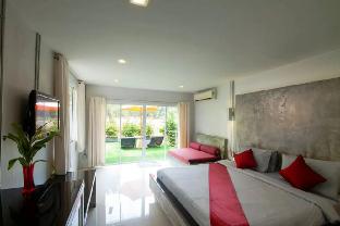 [アオナン](30m2)| 1ベッドルーム/1バスルーム Aonang Paradise Resort Grand Deluxe Pool Side