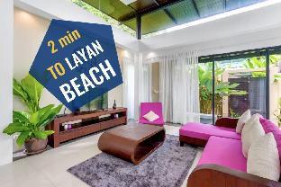 Love Layan Villa 5 บ้านเดี่ยว 3 ห้องนอน 3 ห้องน้ำส่วนตัว ขนาด 200 ตร.ม. – บางเทา
