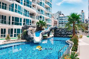[パタヤ中心地]アパートメント(30m2)| 1ベッドルーム/1バスルーム 306 Special Offer Cozy 1BR New Condo @Central Area