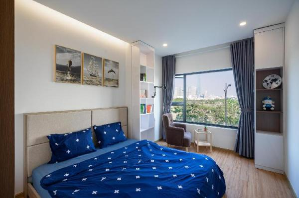 New Apt - 1Br with Fabulous View to Landmark81 Ho Chi Minh City