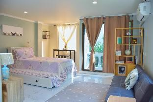[トンブリー]スタジオ アパートメント(28 m2)/1バスルーム S&H Superior room #3