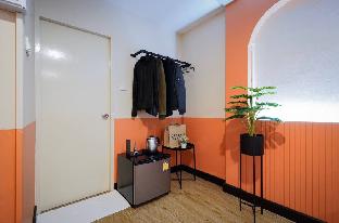 [バーンナー]アパートメント(30m2)  1ベッドルーム/1バスルーム 102 Designed by MANY designer Brains nearAirport