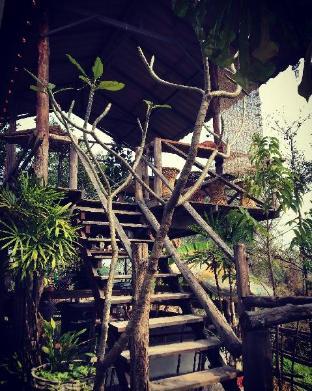 [ランパーン郊外]スタジオ バンガロー(16 m2)/1バスルーム Laan Dao Baan Mali