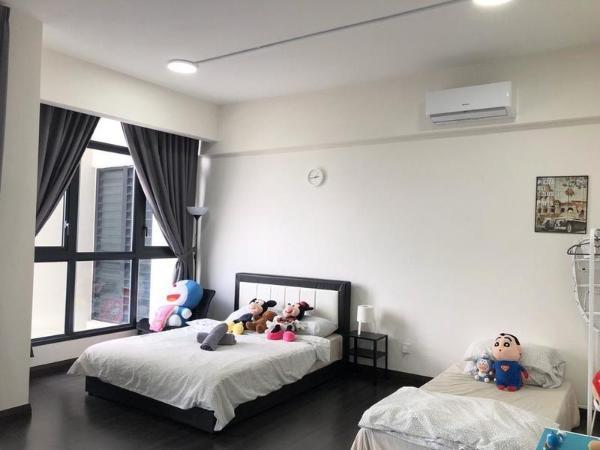23#anak patung dunia dekat sunway velocity. Kuala Lumpur