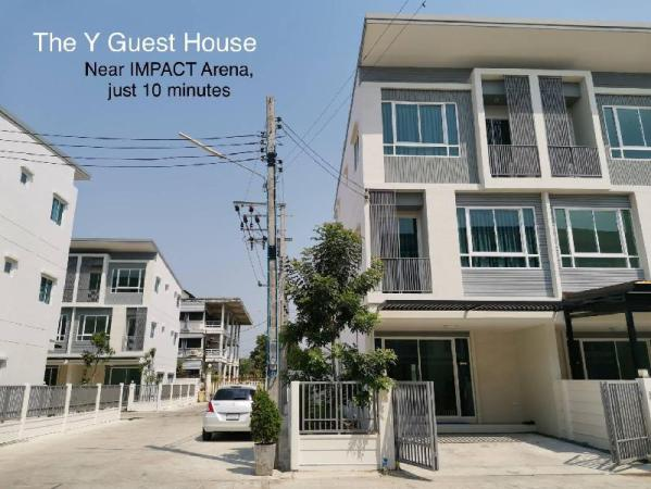The Y Guest House (Anna Townhome) Bangkok
