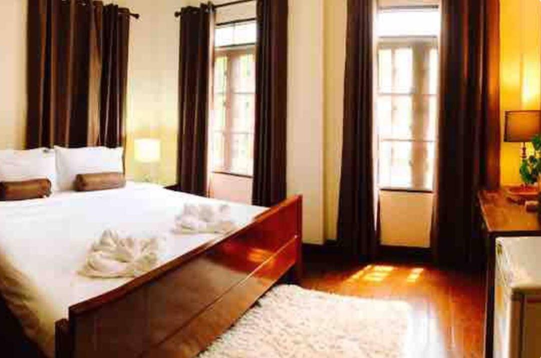 AZO.HOM Art Habitat Standard Double Room บ้านเดี่ยว 1 ห้องนอน 1 ห้องน้ำส่วนตัว ขนาด 35 ตร.ม. – นวรัตน์