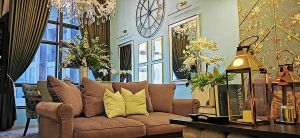 EkoCheras Opulent Elegance suite by RumaMataAyer Kuala Lumpur