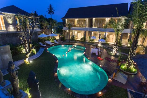 2BR Luxury Stunning Villa for Romantics Place