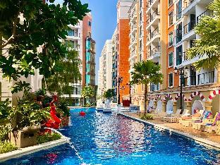 [ジョムティエンビーチ]アパートメント(25m2)| 1ベッドルーム/1バスルーム Espana condo resort Pattaya