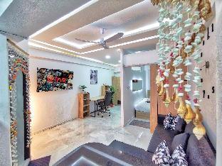 [テップラシット]アパートメント(40m2)| 1ベッドルーム/1バスルーム Hagone-Condotel Pattaya
