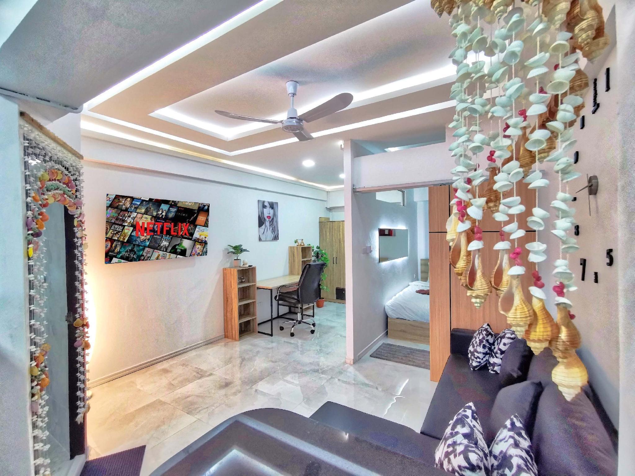 Hagone-Condotel Pattaya อพาร์ตเมนต์ 1 ห้องนอน 1 ห้องน้ำส่วนตัว ขนาด 40 ตร.ม. – เทพประสิทธิ์