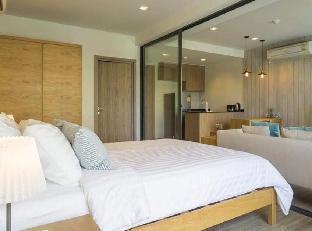 [チャアム ビーチフロント]アパートメント(40m2)| 1ベッドルーム/1バスルーム Rain Cha-Am beach by fahcool pool Deluxe view F.3