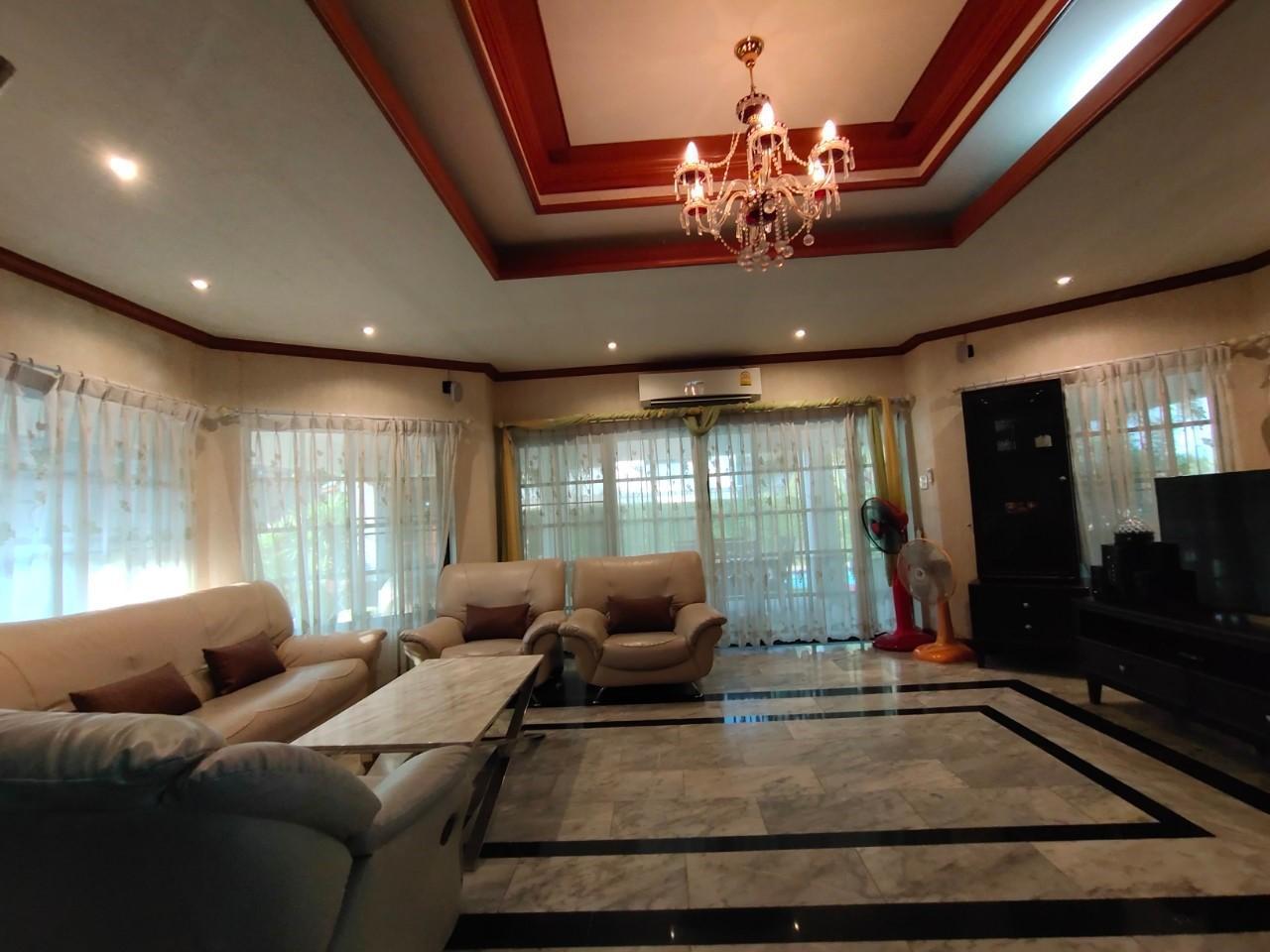 Sudjai House Pool Villa 5 Bedroom บ้านเดี่ยว 5 ห้องนอน 3 ห้องน้ำส่วนตัว ขนาด 400 ตร.ม. – เขาหินเหล็กไฟ