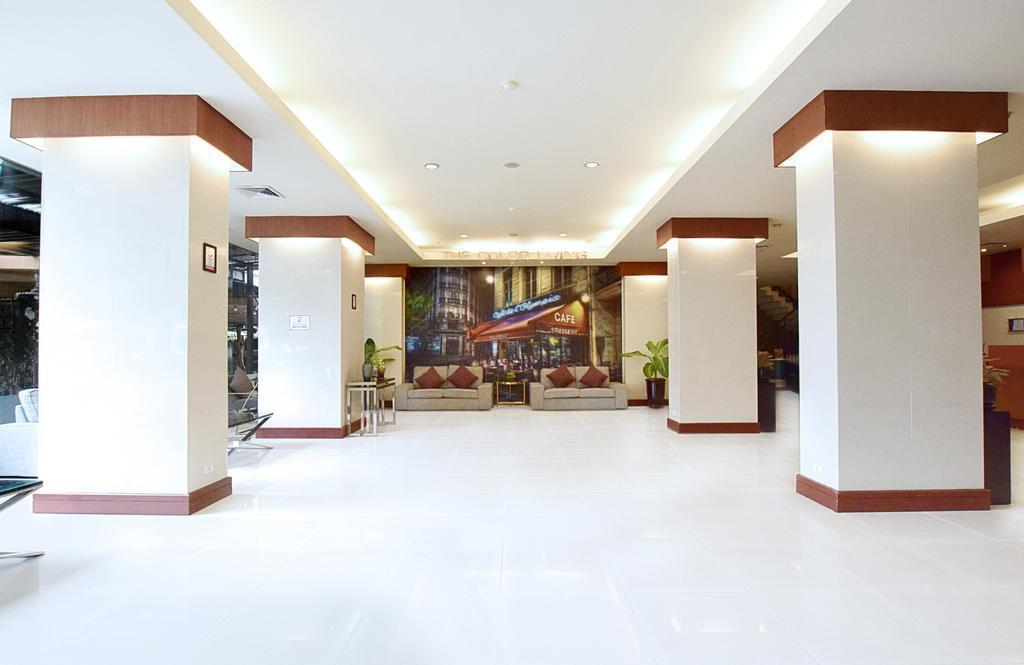 Blue toned with Color Suite@Suvarnabhumi-Bangna อพาร์ตเมนต์ 1 ห้องนอน 1 ห้องน้ำส่วนตัว ขนาด 70 ตร.ม. – บางนา