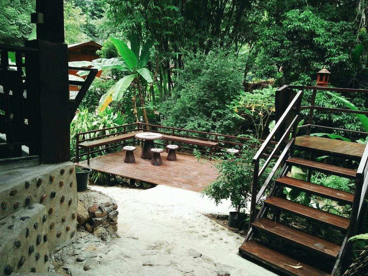 Huanhimnam Maekampong Streamside Standard 3 บังกะโล 1 ห้องนอน 1 ห้องน้ำส่วนตัว ขนาด 30 ตร.ม. – ดอยสะเก็ด