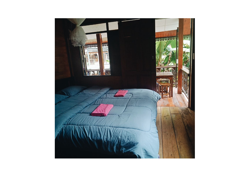 Huanhimnam Maekampong Standard บังกะโล 1 ห้องนอน 1 ห้องน้ำส่วนตัว ขนาด 30 ตร.ม. – ดอยสะเก็ด