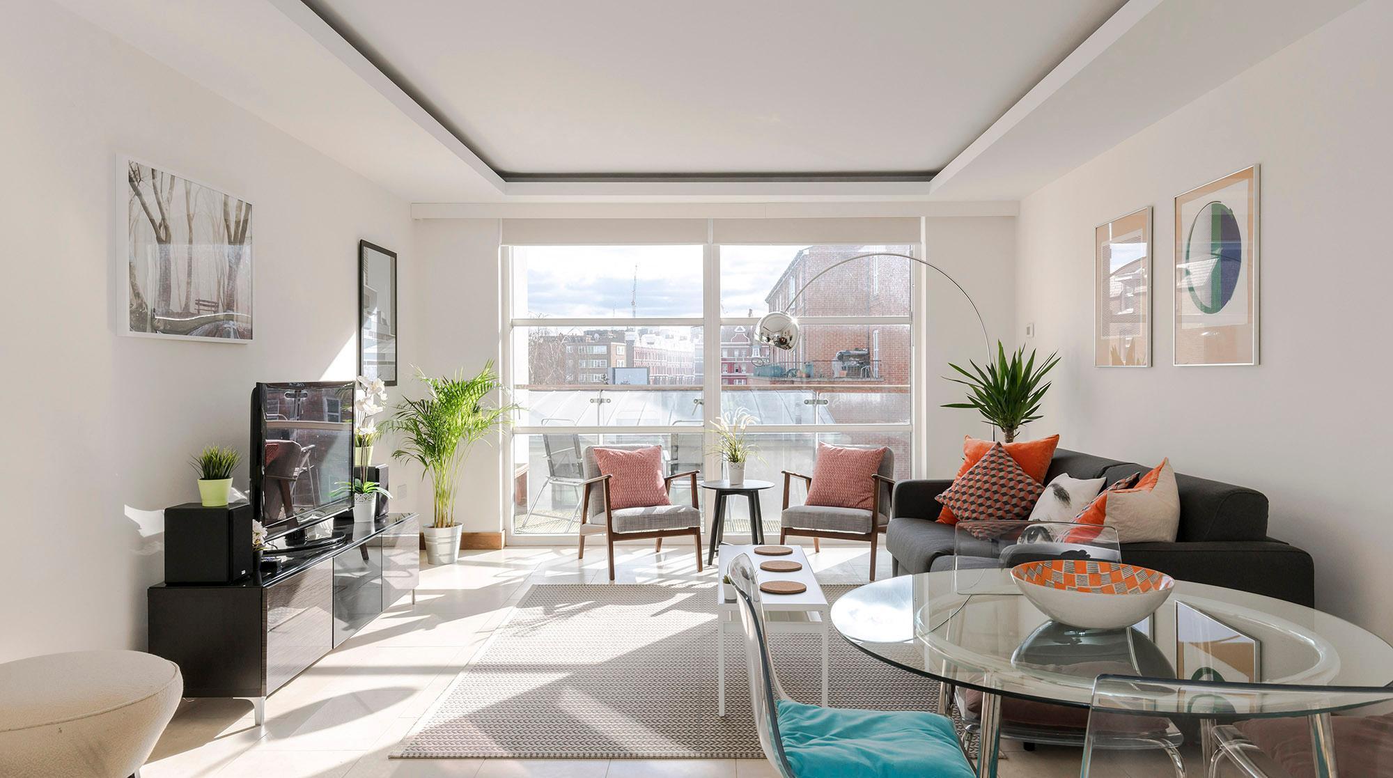 Gorgeous Marylebone Apartment Sleeps 4/6