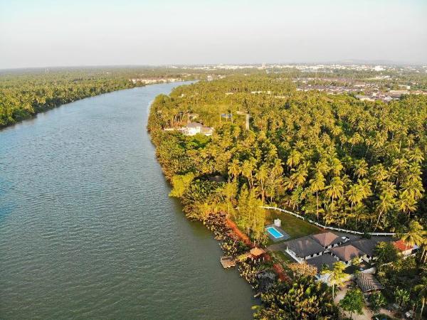 2Bed 2Bath River view (11) Surat Thani