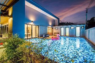 Holly Hua Hin Pool Villa วิลลา 4 ห้องนอน 4 ห้องน้ำส่วนตัว ขนาด 400 ตร.ม. – ทับใต้