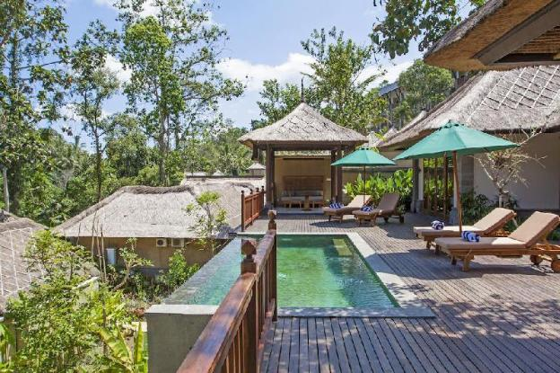 2 BR presidential pool villa