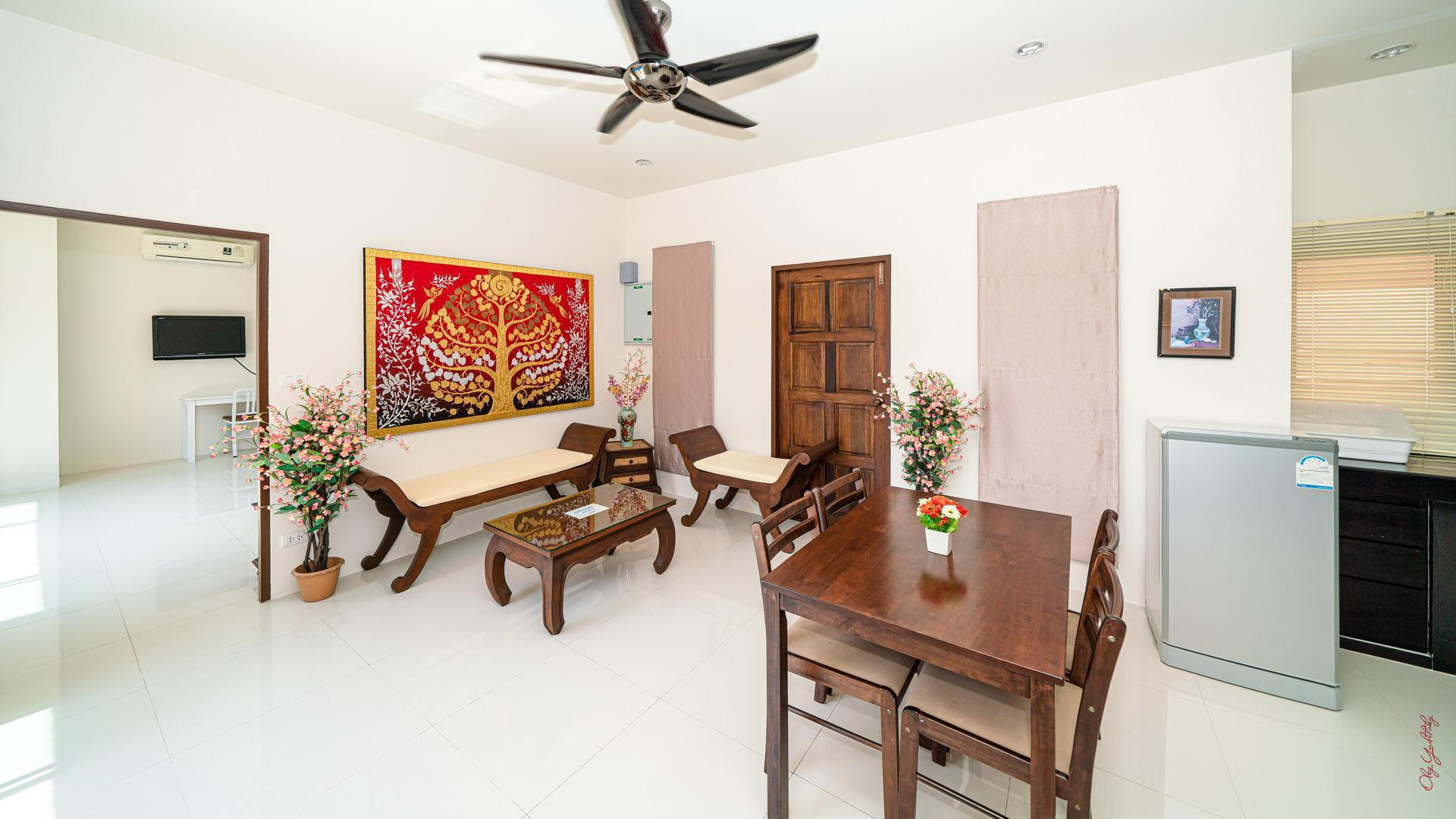 Thai Boutique villa V.09 (private beach) วิลลา 2 ห้องนอน 2 ห้องน้ำส่วนตัว ขนาด 130 ตร.ม. – หาดราไวย์