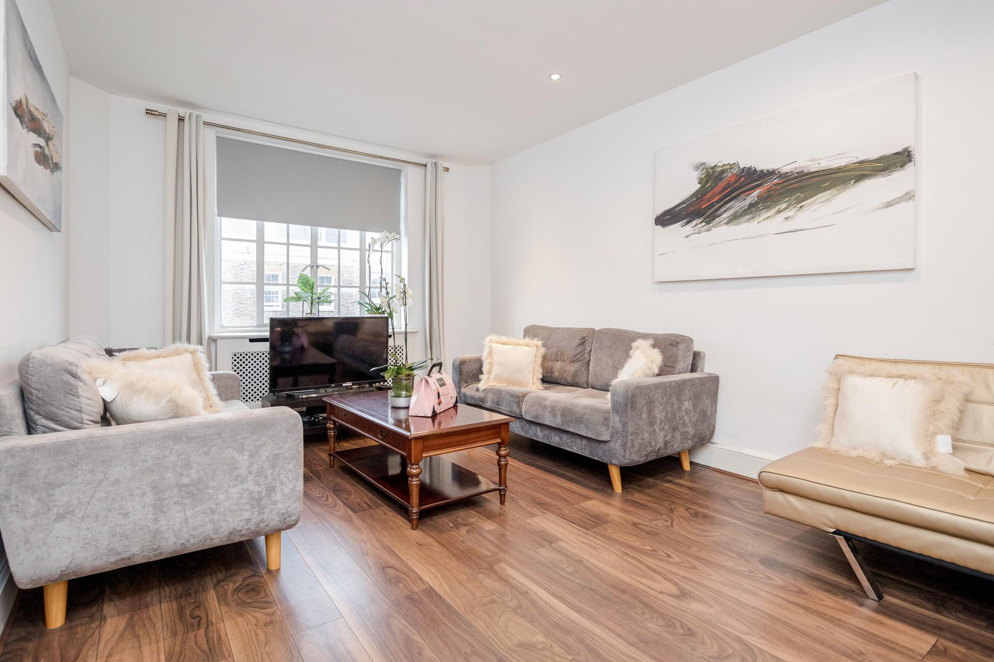 Superior 1 bed apartment in Marylebone, London