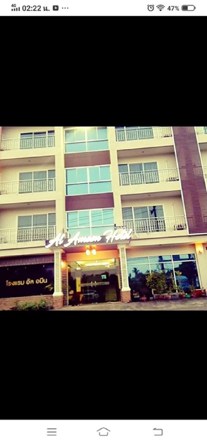 Go2 Travel ( Al Ameen Hotel ) อพาร์ตเมนต์ 2 ห้องนอน 1 ห้องน้ำส่วนตัว ขนาด 40 ตร.ม. – ตัวเมืองกระบี่