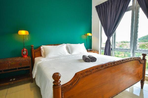 Manhattan Austin Heights Vintage Suite by NestHome Johor Bahru