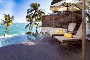 [カロン]一軒家(60m2)| 1ベッドルーム/1バスルーム 1 bed sea view beachfront pool villa in Karon